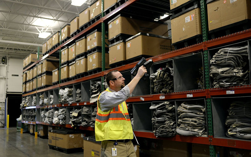 Inventory & Asset Tracking
