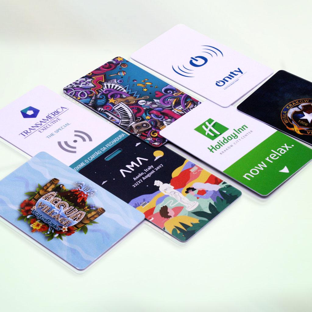 RFID Plastic Card