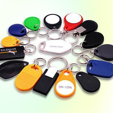 RFID ABS Key Fob