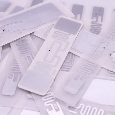 UHF Inlay & Sticker