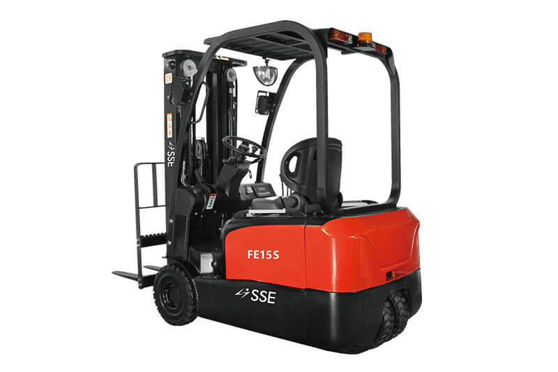 1.5-2T 3-wheel Electric Forklift