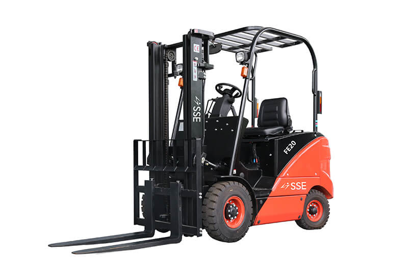 1.5-2T 4-wheel Electric Forklift