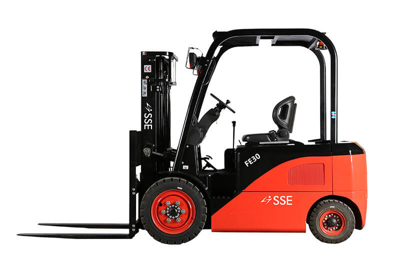 2.5-3.5T 4-wheel Electric Forklift