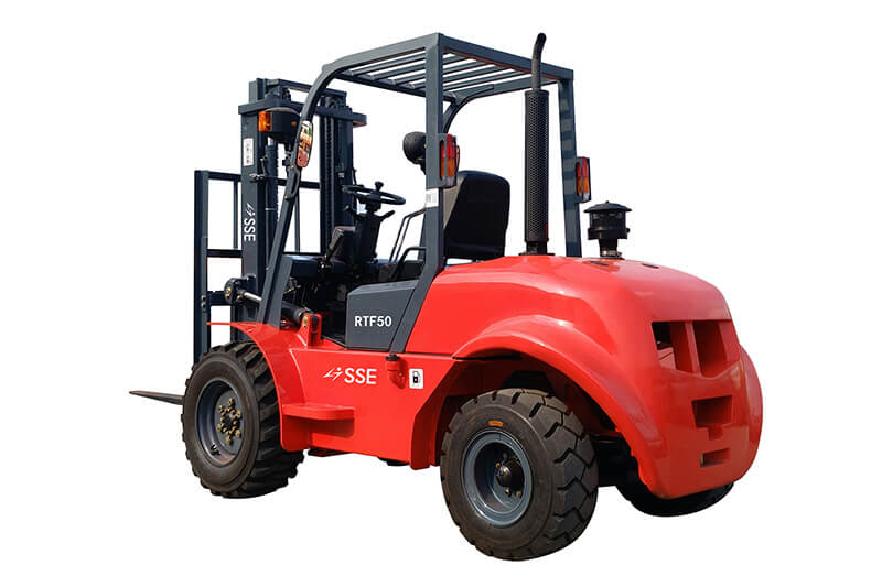 5-6T Rough Terrain Forklift