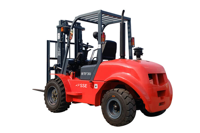 2.5-3.5T Rough Terrain Forklift