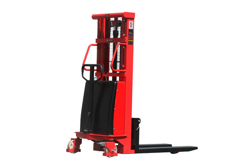 1.0-1.5T Semi Electric Stacker