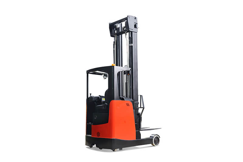 Electric Sit-Down Reach Truck