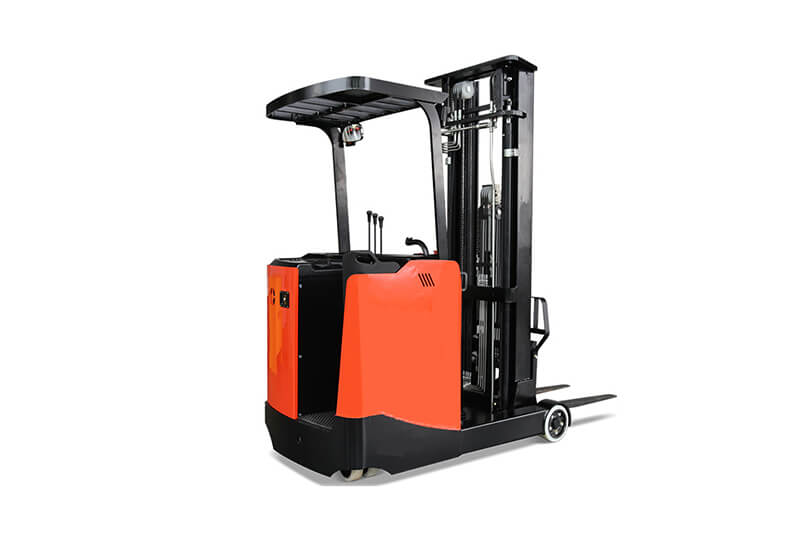 Electric Stand-Up Reach Truck
