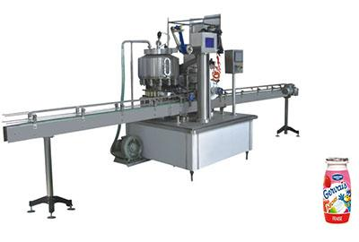 Filling And Aluminum Foil Sealing Machine