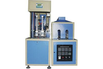 Semi-Auto Blow Molding Machine (One Blower With One Preheater)
