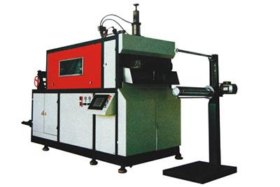 Auto Plastic Cup Thermoforming Machine