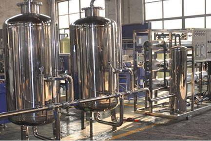 Pure Water Processing Line