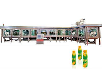 PET Bottle Aseptic Cold Filling System