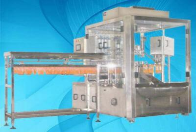 Automatic Stand Pouch Filling Machine