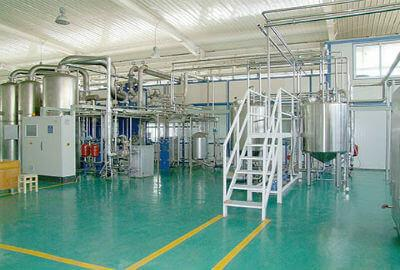 Carrot Beverage Processing Line