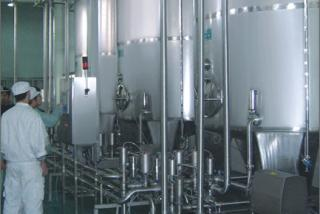 Yogurt Processing Line