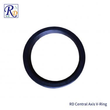 Central Axis V-ring