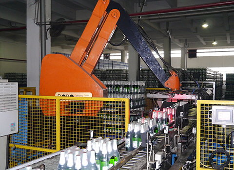 Liquan- Beer Packaging Line