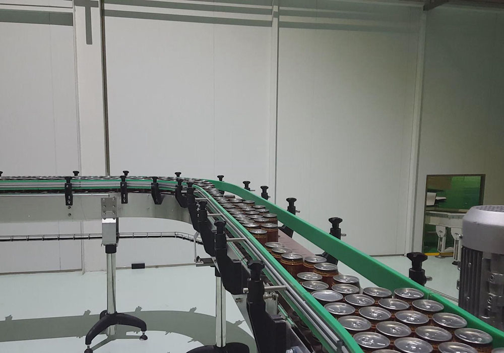 Two-Piece Can Packaging Line