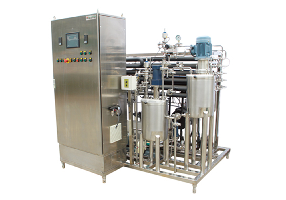 Pilot Plant for Fruits&Vegetables Juice
