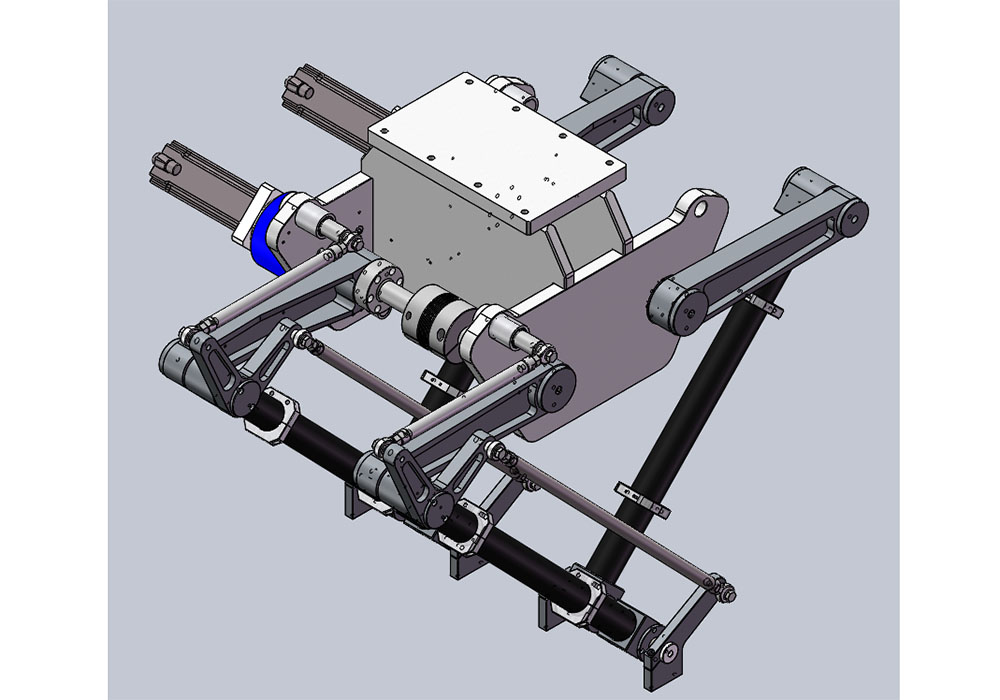 TDR Series 2-Axis Parallel Robot