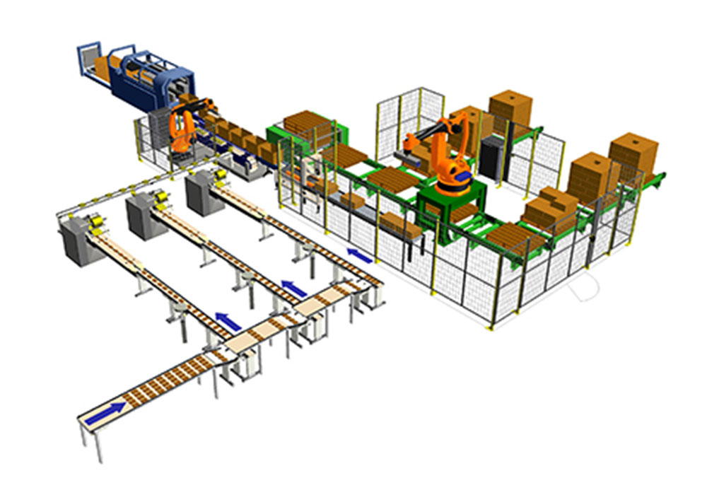 High Speed Sorting System