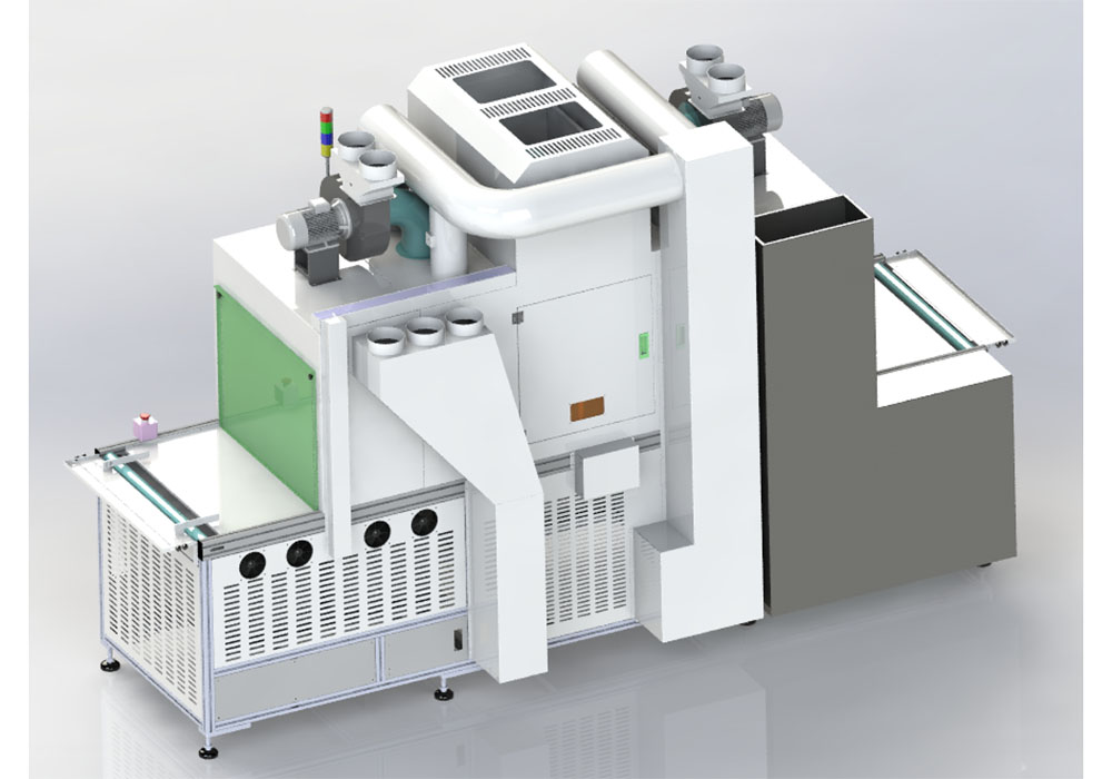 Current and Voltage Sensors Automatic Casting and Aging Production Line