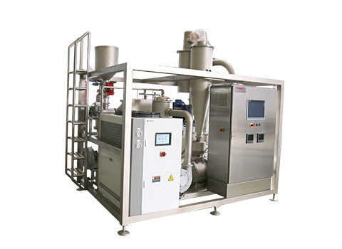 Dry Matter Sterilizing Machine