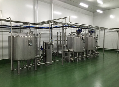 Medium batching system