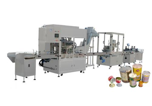 Three-Piece Can Packaging Line