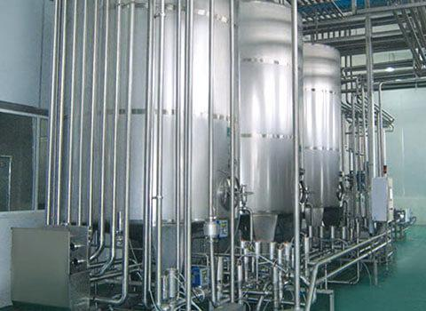 Milk Pretreatment Line