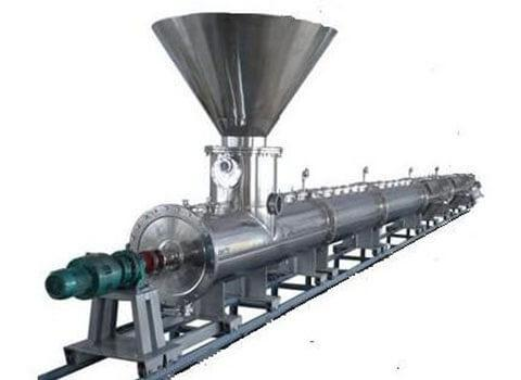 Countercurrent extraction equipment