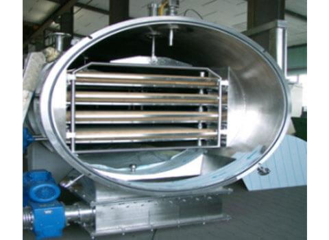 Vacuum belt drying equipment