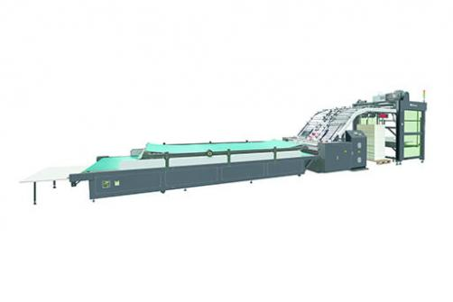 FMZ Series Automatic Flute Laminating Machine