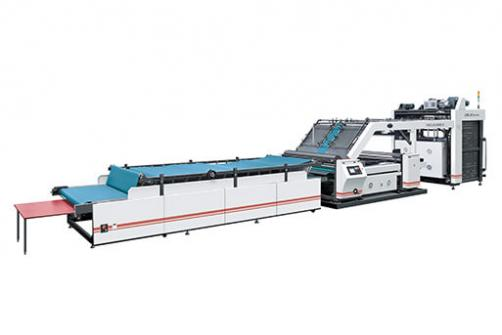 FMZ-G Series Automatic High Speed Flute Laminating Machine