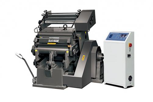 TYMK-750 Dual-use Hot Stamping and Die Cutting Machine
