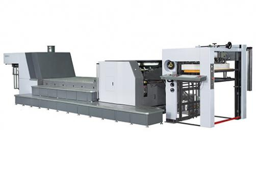 ZMG104 Brief Introduction to ZMG104 Flexographic Glazing Machine Series