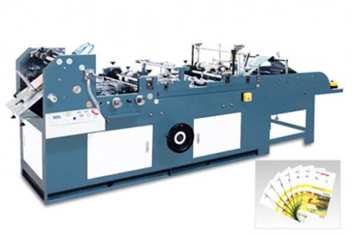 ZF-380B Full Automatic Eyeglasses Lens Bag Making Machine