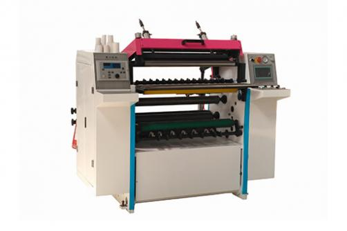 JT-SLT-900 Automatic Thermal Paper Slitting Rewinding Machine