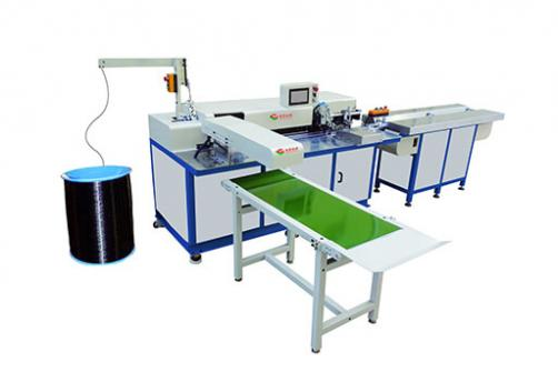 PRY-400PBF Automatic Punching Forming Single Spiral and Binding Machine