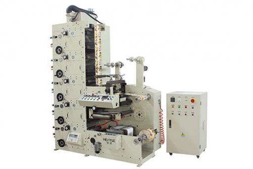 RY-320-5 Flexo Printing Machine