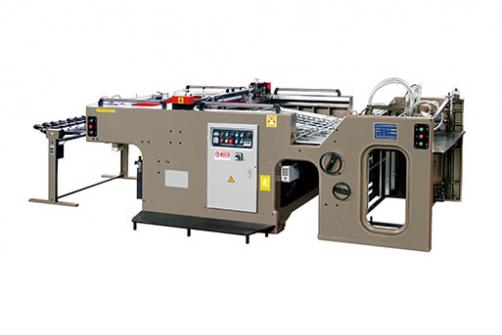 PRY-720/780/1020 Full-Auto Cylinder Screen Press