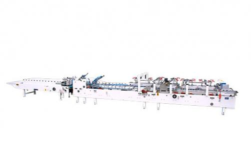ZH-1100G Automatic Large Crash Lock Bottom Folder Gluer
