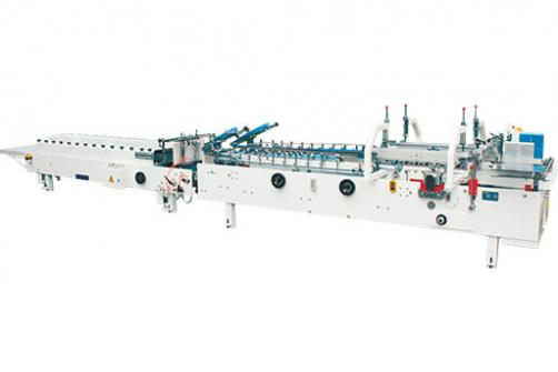 ZH-1100 Automatic Large Straight Line Box Folder Gluer