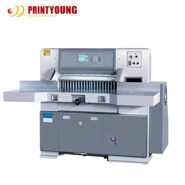 PRY-QZX-780M High-accuracy Books Magazine Postcard Automatic Digital Sheet Paper Cutting Machine