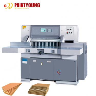 PRY-QZX-1370M High Quality Hamburger Box Magazine Automatic Digital Paper Cutting Machine