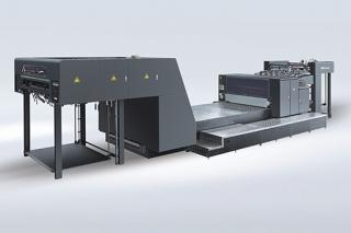 SGJ-UV Series Full Automatic UV Spot Coating Machine