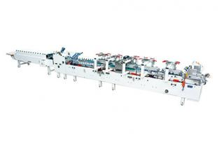 ZH-600D 700D 800D High Configuration Crash Lock Bottom Folder Gluer