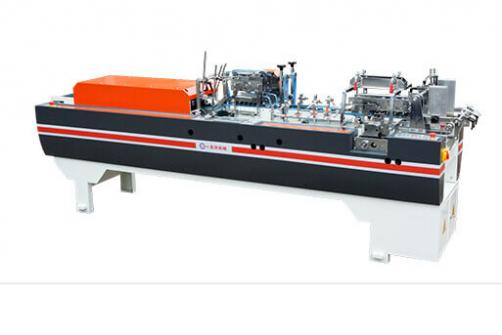 ZH-300 Mini Automatic Folder Gluer with straight Line