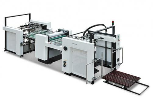 YW-920E/1150E/1300E Automatic Paper Embossing Machine